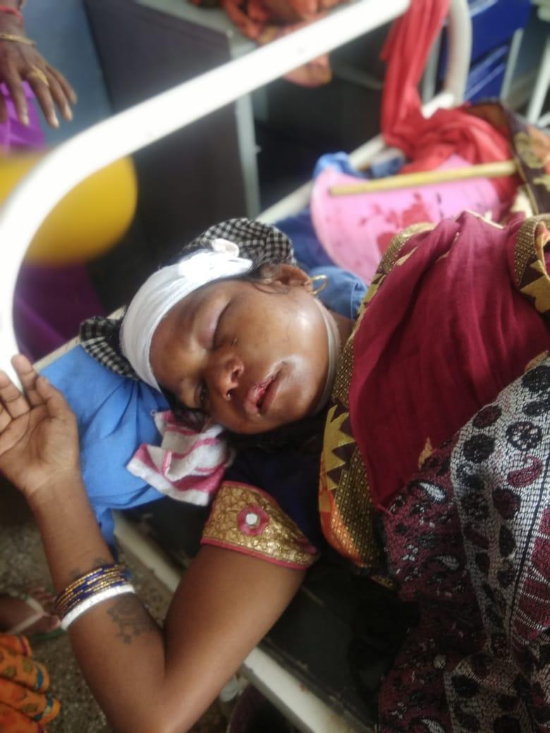 सड़क दुर्घटना में एक की मौत परिवारिक सदस्य घायल,  – संतोष कुमार सिंह की रिपोर्ट